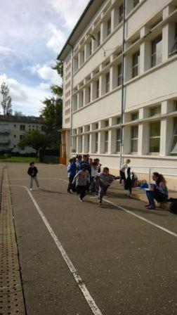 rencontres athlétisme maternelle Niort